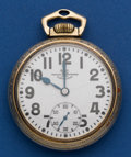 Timepieces:Pocket (post 1900), Ball 21 Jewel Grade 435 C Pocket Watch. ...