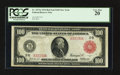 Large Size:Federal Reserve Notes, Fr. 1073a $100 1914 Red Seal Federal Reserve Note PCGS Very Fine 20.. ...