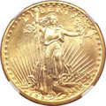 Proof Saint-Gaudens Double Eagles, 1910 $20 PR67 NGC....