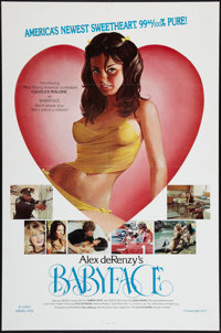 "Babyface & Other Lot (SRC Films, 1977). One Sheets (2) (27"" X 41""). Adult. ... (Total: 2 Items)"
