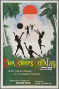"Movie Posters:Sexploitation, Sun Lovers Holiday (Astor Pictures, 1962). One Sheet (27"" X 41"").Sexploitation.. ..."