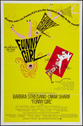 "Movie Posters:Musical, Funny Girl (Columbia, 1968). One Sheet (27"" X 41""). Musical.. ..."