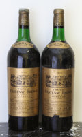 Red Bordeaux, Chateau Cantenac Brown 1970 . Margaux. 1ts, 1vhs, 2bsl, 1tl,1oxc, 1cc, 1sdc. Magnum (2). ... (Total: 2 Mags. )