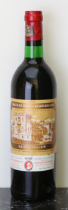 Red Bordeaux, Chateau Ducru Beaucaillou 1979 . St. Julien. Bottle (2). ...(Total: 2 Btls. )