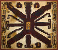Antiques:Antiquities, Spectacular Large Sihuas Textile...