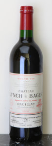 Red Bordeaux, Chateau Lynch Bages 1990 . Pauillac. Bottle (1). ... (Total:1 Btl. )