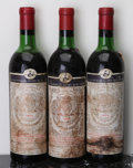 Red Bordeaux, Chateau Pichon Baron 1970 . Pauillac. 1bn, 1hs, 1htms,3hwasl. Bottle (3). ... (Total: 3 Btls. )
