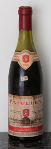 Red Burgundy, Nuits St. Georges 1969 . Clos de la Marechale, Faiveley .5cm, hwasl, wisl, 1loxc. Bottle (1). ... (Total: 1 Btl. )