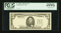 Error Notes:Missing Third Printing, Fr. 1980-L $5 1988A Federal Reserve Note. PCGS Extremely Fine 45PPQ.. ...