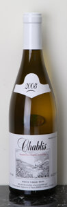 White Burgundy, Chablis 2008 . Perchaud . ocb. Bottle (12). ... (Total: 12Btls. )