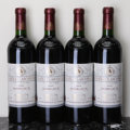 Red Bordeaux, Chateau Lascombes 2000 . Margaux. 3lnl, 1lbsl. Bottle (4).... (Total: 4 Btls. )