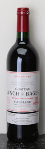 Red Bordeaux, Chateau Lynch Bages 1995 . Pauillac. Bottle (1). ... (Total:1 Btl. )