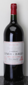Red Bordeaux, Chateau Lynch Bages 1999 . Pauillac. lbsl, nl. Magnum (1).... (Total: 1 Mag. )