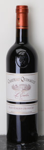 Red Bordeaux, Chateau Quinault l'Enclos 1998 . St. Emilion. Bottle (2).... (Total: 2 Btls. )
