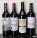 Red Bordeaux, Chateau Grand Corbin Despagne . 2000 St. Emilion 1bsl, 1tcBottle (2). Chateau Plaisance . 2000 St. Emilio... (Total: 4Btls. )