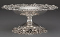 Silver Holloware, American:Bowls, A THEODORE B. STARR SILVER COMPOTE . Theodore B. Starr, New York,New York, circa 1912. Marks: THEODORE B. STARR INC., NEW...