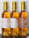 White Bordeaux, Chateau Climens 2001 . Barsac. 2bsl, 1hbsl. Half-Bottle (3).... (Total: 3 Halves. )