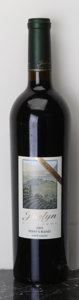 Domestic Cabernet Sauvignon/Meritage, Juslyn Vineyards Cabernet Sauvignon 2005 . Perry's Blend.1tl. Bottle (9). ... (Total: 9 Btls. )