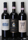 Italy, Brunello di Montalcino. 2002 Tenuta di Collosorbo, G. Ciacci Bottle (1). 2001 La Poderina Bottle (1). 20... (Total: 3 Btls. )