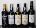 Port/Madeira/Misc Dessert, Hooper's Vintage Port . 1984 1lbsl Bottle (2). J.W. BurmesterVintage Port . 1985 Extra Selected lscl B... (Total: 5 Btls.)