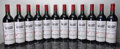 Red Bordeaux, Chateau Grand Puy Lacoste 1984 . Pauillac. 1bn, 8lbsl,1ssos, owc. Bottle (12). ... (Total: 12 Btls. )