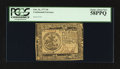 Colonial Notes:Continental Congress Issues, Continental Currency February 26, 1777 $5 PCGS Choice About New58PPQ.. ...