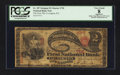 National Bank Notes:Kentucky, Covington, KY - $2 Original Fr. 387 The First NB Ch. # 718. ...