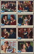 "Movie Posters:Drama, The Great Sinner (MGM, 1949). Lobby Card Set of 8 (11"" X 14""). Drama.. ... (Total: 8 Items)"