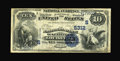 National Bank Notes:Kentucky, Louisville, KY - $10 1882 Value Back Fr. 577 The NB of Kentucky Ch.# (S)5312. ...