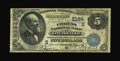 National Bank Notes:Kentucky, Louisville, KY - $5 1882 Date Back Fr. 534 The Citizens NB Ch. #(S)2164. ...