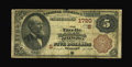 National Bank Notes:Kentucky, Lexington, KY - $5 1882 Brown Back Fr. 471 The Fayette NB Ch. #(S)1720. ...