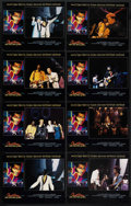 "Movie Posters:Rock and Roll, Chuck Berry: Hail! Hail! Rock 'n' Roll (Universal, 1987). LobbyCard Set of 8 (11"" X 14""). Rock and Roll. ... (Total: 8 Items)"
