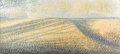 American:Modern, Terry Samples (American, 20th century). . Shadows atSunset . 1982. Acrylic on canvas. Signed and da...