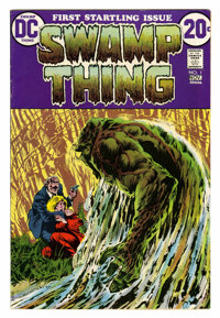 Swamp Thing #1 Group (DC, 1972).... (Total: 2 Comic Books)