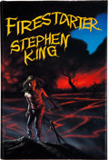 Books:Signed Editions, Stephen King. Firestarter. Huntington Woods: Phantasia,1980. First edition, number 17 of 725 limited edition co...