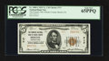 National Bank Notes:Pennsylvania, Bristol, PA - $5 1929 Ty. 2 The Farmers NB of Bucks County Ch. #717. ...