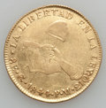 Mexico, Mexico: Republic gold 8 Escudos 1844Go-PM,...