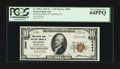 National Bank Notes:Pennsylvania, Reading, PA - $10 1929 Ty. 1 The Penn NB & TC Ch. # 2899. ...