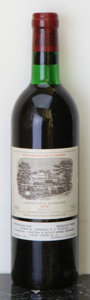 Red Bordeaux, Chateau Lafite Rothschild 1978 . Pauillac. ts. Bottle (1).... (Total: 1 Btl. )