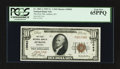 National Bank Notes:Kentucky, Jenkins, KY - $10 1929 Ty. 1 The Jenkins NB Ch. # 10062. ...