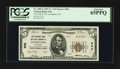 National Bank Notes:Kentucky, Lexington, KY - $5 1929 Ty. 2 First NB & TC Ch. # 906. ...