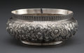Silver Holloware, American:Bowls, A GORHAM SILVER BOWL . Gorham Manufacturing Co., Providence, RhodeIsland, circa 1880. Marks: (lion-anchor-G) STERLING, 1...
