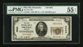 National Bank Notes:Kentucky, Pikeville, KY - $20 1929 Ty. 1 The First NB Ch. # 6622. ...
