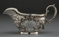 Silver Holloware, American:Sauce Boats, A BAILEY, BANKS & BIDDLE SILVER SAUCE BOAT . Bailey, Banks and Biddle Co., Philadelphia, Pennsylvania, circa 1900 . Marks: ...