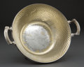 Silver Holloware, American:Bowls, A WOOD & HUGHES SILVER AND SILVER GILT BOWL . Wood &Hughes, New York, New York, circa 1875. Marks: W&H,STERLING, 138A...