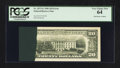 Error Notes:Ink Smears, Fr. 2073-G $20 1981 Federal Reserve Note. PCGS Very Choice New 64.....