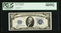 Small Size:Silver Certificates, Fr. 1701 $10 1934 Silver Certificate. PCGS Superb Gem New 68PPQ.. ...