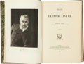 Books:First Editions, Marie Curie. Traité de Radioactivité. Paris:Gauthier-Vallars, 1910. First edition. Two octavo volumes. xiii,426; 5... (Total: 2 Items)