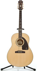 Musical Instruments:Acoustic Guitars, Epiphone AJ 18S Natural Acoustic Guitar #Z98075774...