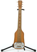 Musical Instruments:Lap Steel Guitars, 1953 Supro Wood Natural Lap Steel Guitar #X23745...